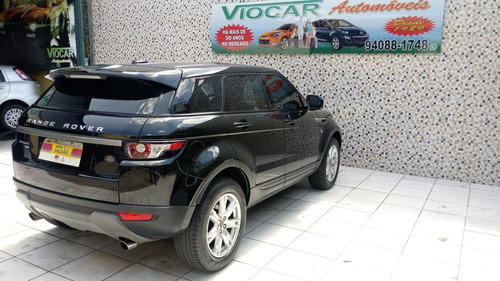 land rover evoque 2.0 si4 pure tech pack 5p 2012