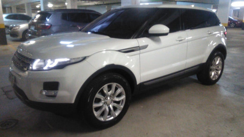 land rover evoque 2.0 si4 pure tech pack 5p bege 49mkm 2015