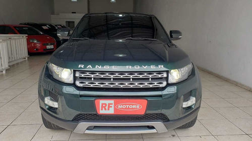 land rover  evoque  2012  2.0 si4 pure tech pack 5p