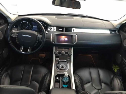 land rover evoque 2013 2.0 prestige 240cv