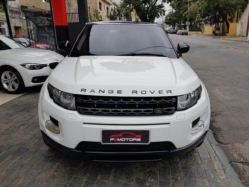 land rover evoque 2013 2.0 pure 4wd 16v oportunidade
