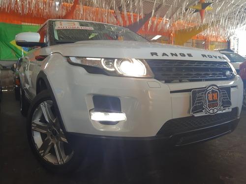 land rover evoque 2013 2.0 si4 prestige tech pack 5p