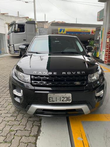 land rover - evoque 2013 / blindada