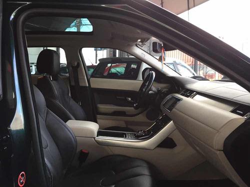 land rover evoque 2.2 sd4 prestige tech 2015 verde