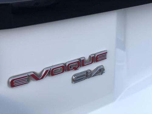 land rover evoque 5p dynamic l4 2.0 t aut
