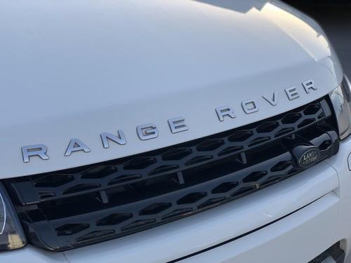 land rover evoque aut