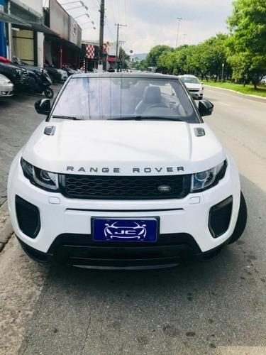 land rover evoque conversivel