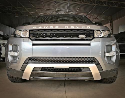 land rover evoque dynamic 2.0. cinza 2013/13