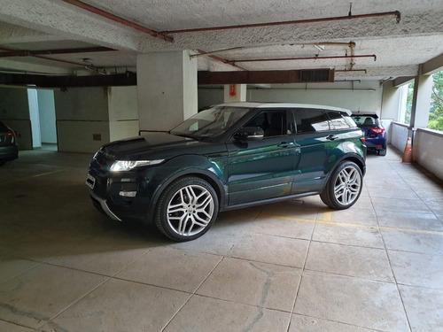 land rover evoque dynamic 2013