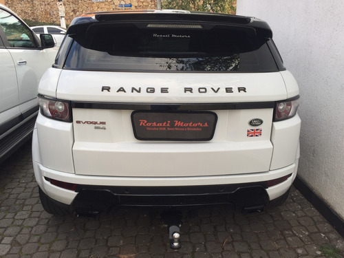 land rover evoque dynamic black (2014/2015 ) r$ 136.899,99