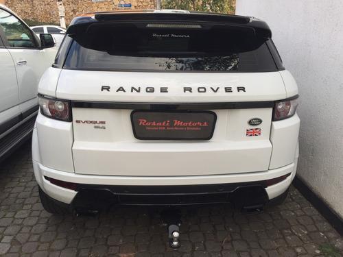 land rover evoque dynamic black (2014/2015 ) r$ 151.999,99