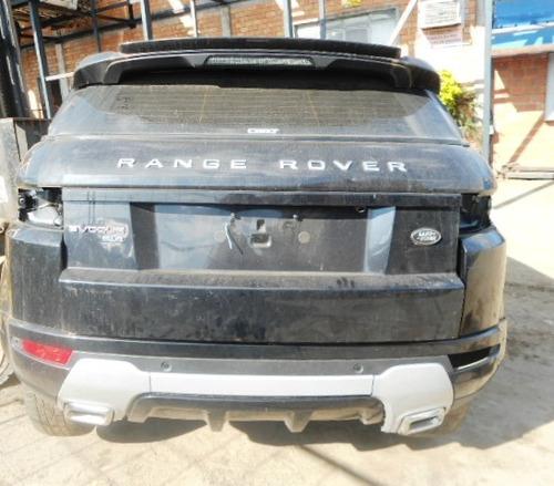 land rover evoque dynamic lataria mecânica vidros acessórios