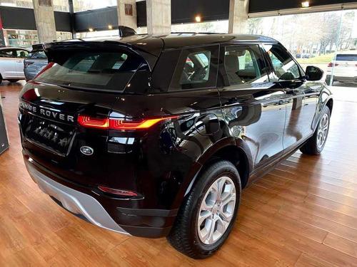 land rover evoque new model 2020