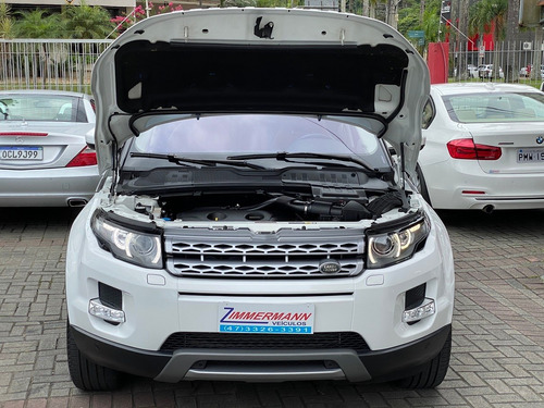 land rover evoque prestige 2.0 4wd 2015 aut. top de linha