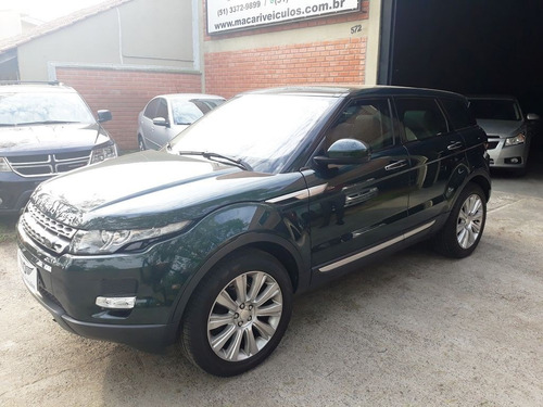 land rover evoque prestige sd