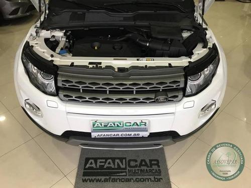 land rover evoque pure 2.0 16v 4wd aut./2013