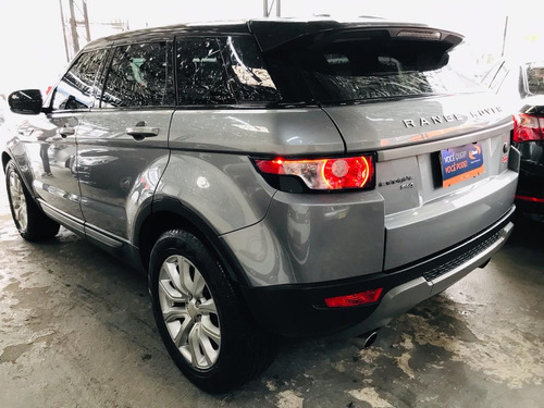 land rover evoque pure 2.0 2012