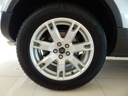 land rover evoque pure 2.0 2013 prata gasolina