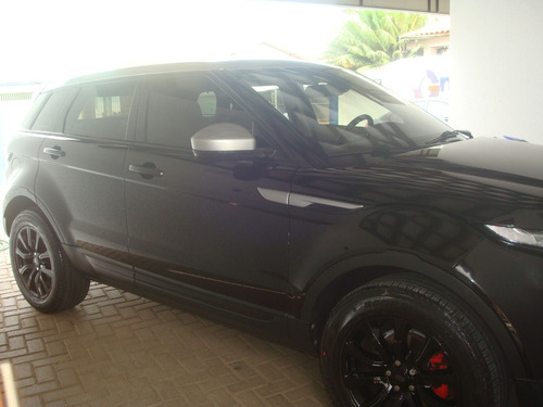land rover evoque pure 2.0