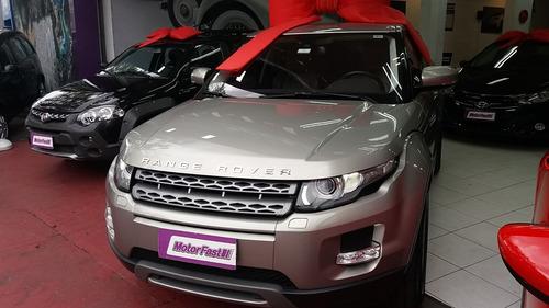 land rover evoque pure 2012 impecavel