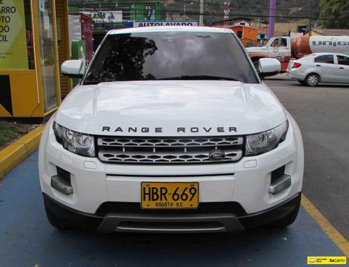 land rover evoque  sd4