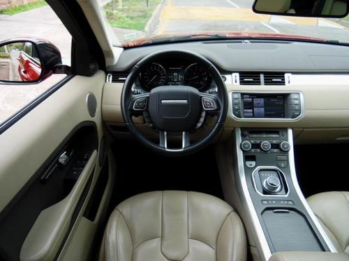 land rover evoque  si4 2.0 aut 2015