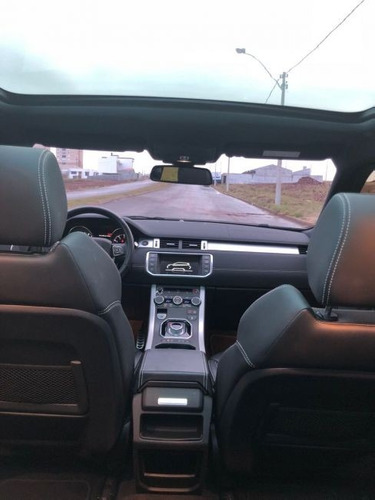 land rover evoque zanzibar 2.0 dynamic 4wd 16v gas. aut