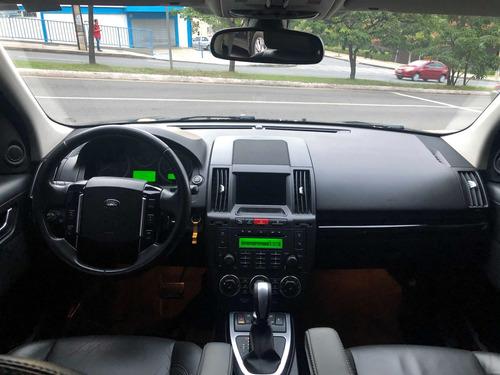 land rover freelander 2 2.2 hse sd4 16v turbo diesel 4p