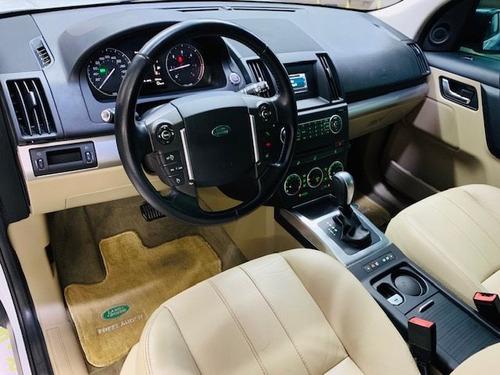 land rover freelander 2 2.2 s sd4 16v turbo diesel 4p