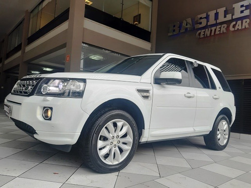 land rover freelander 2 2.2 sd4 turbo diesel 2015