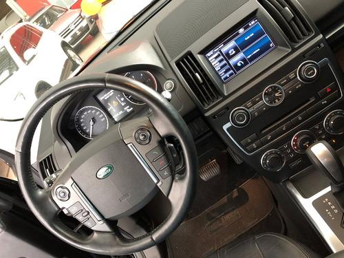land rover freelander 2 2.2 se sd4 16v turbo diesel 4p