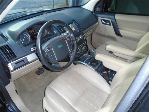 land rover freelander 2 freelander se 2.2 turbo diesel blind