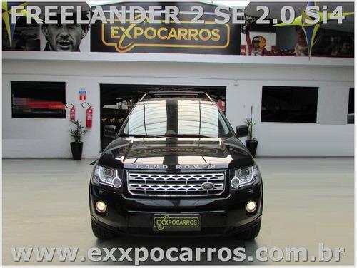 land rover freelander 2 motor 2.0 se si4 - ano 2013 - bonita