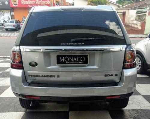 land rover freelander 2 s diesel 4x4 monaco automoveis