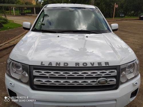land rover freelander 2 sd4 diesel
