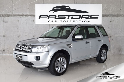 land rover freelander 2 sd4  se 2.2 turbo diesel - 2012