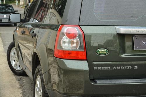 land rover freelander 2 se - interior caramelo - 2007