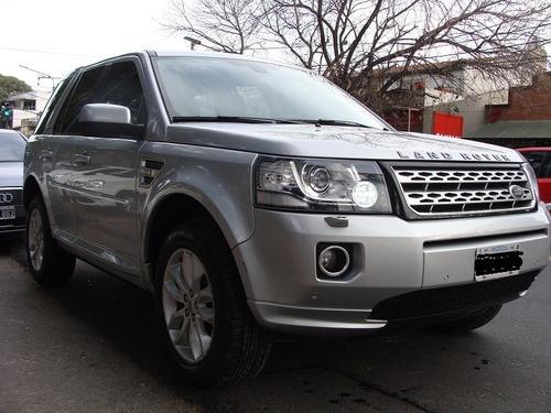 land rover freelander 2 si4 hse automatica 2014 linea nueva