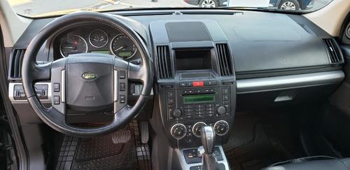 land rover freelander 2 td4 se aut 2008