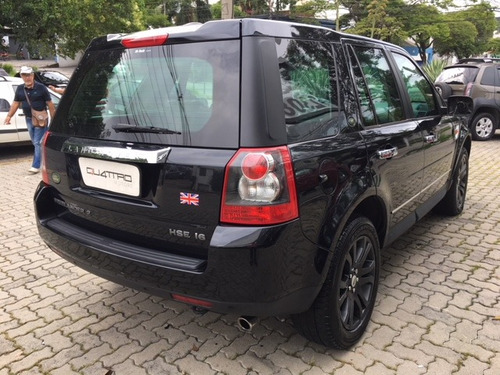 land rover freelander 2 v6 3.2 hse blindado 2007