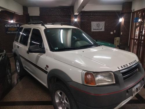 land rover freelander 2.0 td 1999