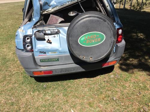 land rover freelander 2.0 td4  baja con 04 alta de motor