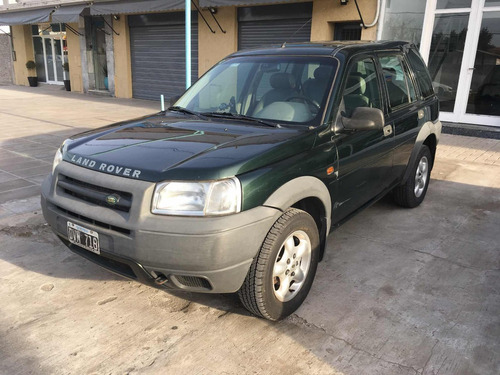 land rover freelander 2.0 td4 se at 2001