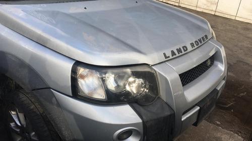 land rover freelander 2005 motor câmbio diferencial sucata