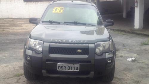 land rover freelander 2.5 hse blindada 2006