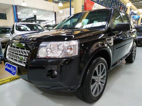land rover freelander hse 3.2 2009 automatica (completa)