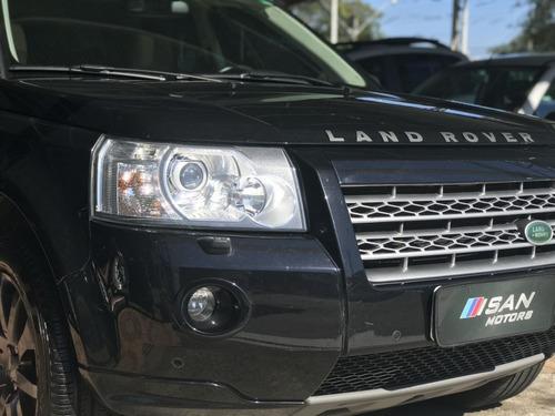 land rover freelander hse 3.2v6 24v 232cv 5p 2010 preta