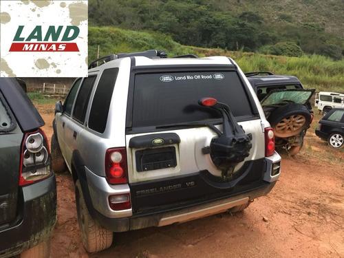 land rover freelander para retirada de peças