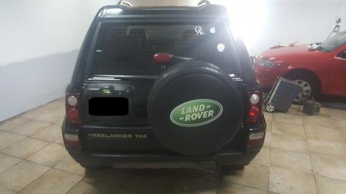 land rover freelander, td4, 2005, inmaculada!