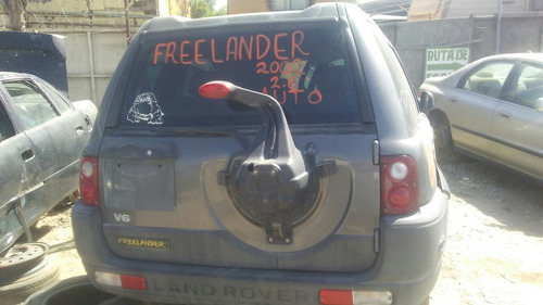 land rover freelander v6 para partes piezas